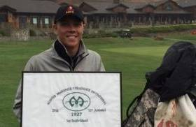 Rottluff Takes Home Individual Title at Alister MacKenzie Invite