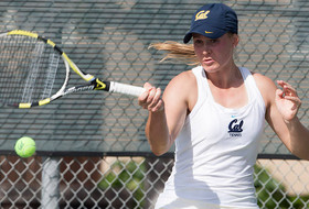 Schutting Leads No. 13 Cal to 5-2 Win Over Arizona