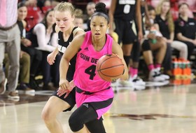 No. 22 @SunDevilWBB Hosts WSU in Annual Pink Game on Friday