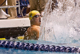 Cal Hosts Stanford in Triple-Distance Meet