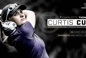 Thomas Honored with Second Curtis Cup Selection for GB&I