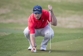 Cunningham Finishes Day One of the NCAA Regional