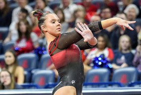 Maile O'Keefe Named Pac-12 Freshman of the Week