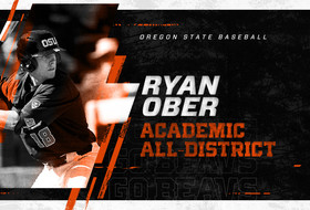 Ryan Ober Named Academic All-District