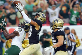 Buffs Prepare For High-Powered UCLA Aerial Attack