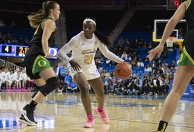 No. 7 Bruins Finish Homestand with Matchup Against No. 11 Oregon State