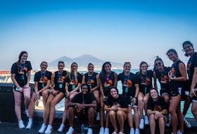 Italy Day 1: Beavers Arrive In Naples