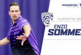 Enzo Sommer Named Pac-12 Player Of The Week