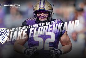 Eldrenkamp Named Pac-12 Scholar-Athlete Of The Year