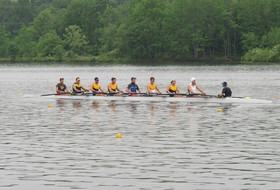 Men's Crew Heads To New Jersey for IRA Championships