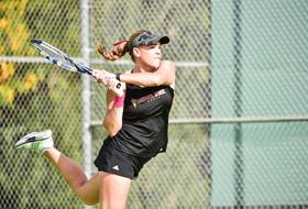 Women's Tennis Starts 2-0 at Home, Defeats UTEP 6-1