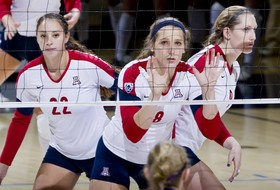 Volleyball Red-Blue Scrimmage Set for Saturday
