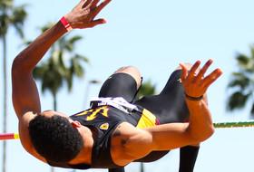 T&F's Men Roll Past Arizona And NAU At Double Dual