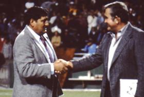 ASU Hall of Famer And Track Olympian Benny Garcia Passes Away