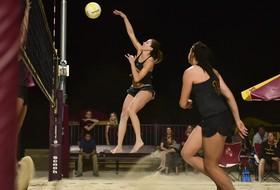 Sun Devil Beach Volleyball Shines In Maroon & Gold Scrimmage