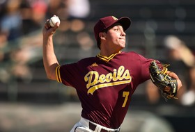 Sun Devil Baseball's Erives Named to Stopper of the Year Watch List