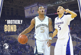 Williams-Goss Shares Brotherly Bond With Ex-Husky Conroy