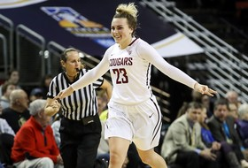 Alexys Swedlund Named To The WNIT All-Tournament Team