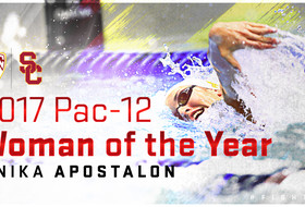 Anika Apostalon Selected As Pac-12 Woman Of The Year