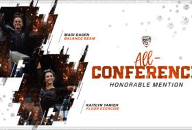 Madi Dagen, Yanish Earn Pac-12 All-Conference Nod