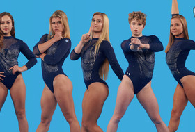 Five Bruin Gymnasts Named to Pac-12 Academic Honor Roll