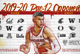 USC Announces 2019-20 Men's Basketball Schedule With Pac-12 Pairings