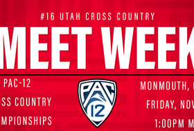 #16 Utah Cross Country Set for Pac-12 Championships on Friday