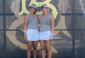 Sato, Jittakoat Capture A Doubles Title at Beach Fall Tournament