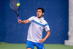 Men's Tennis to Face Western Michigan Ahead of Indoors