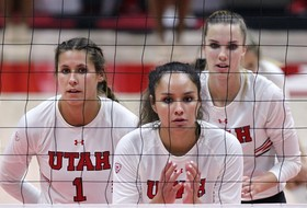 Three Utes Selected for U.S. Volleyball Collegiate National Teams