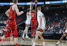 Plummer's 3-Point Barrage Not Enough in Pac-12 Tournament Opener