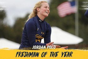 Polo Named Pac-12 Freshman of the Year