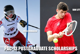 Skiing's Mohagen, Tennis' Little Earn Pac-12 Postgraduate Scholarships