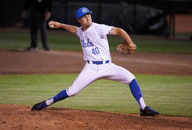 Powell Named 2019 NCBWA Stopper of the Year
