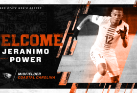Welcome to Beaver Nation Jeranimo Power