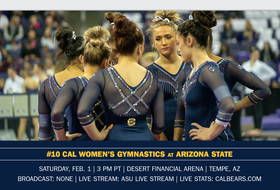 No. 10 Bears Duel In The Desert At ASU