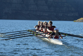 Rowing Opens Spring Season Hosting Gonzaga for Battle of Fawley Cup