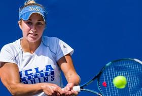No. 4 Women's Tennis Edges No. 23 ASU, 4-3