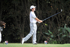 Cal Tied for Third after First Day of Isleworth Collegiate Invitational