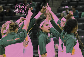 Notes: Valentine's Day Pink Game vs. USC