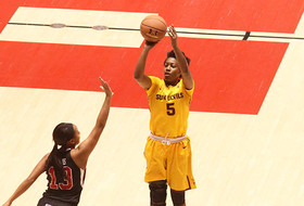 No. 14 Sun Devil WBB Holds on to Defeat Utah, 65-62