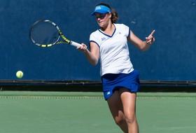 No. 3 UCLA Edges No. 4 Stanford, 4-3 in Women's Tennis