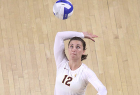 ASU VB's Gardner Named To Pac-12 All Conference Team