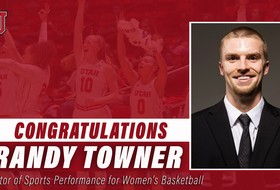 Randy Towner Announced As Director Of Sports Performance For Women's Basketball
