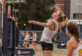 No. 19 @SunDevilBeachVB Drops Two Straight To Ranked Teams