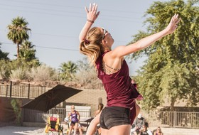 @SunDevilBeachVB To Play At Tempe Town Lake On Saturday