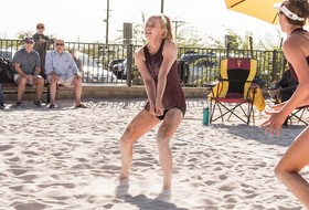 New Pairs Gain Experience For @SunDevilBeachVB In Fall Matches
