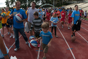 UCLA to Host Sixth Annual Dribble for the Cure on Oct. 20