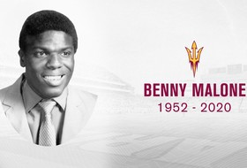 Sun Devil Athletics Mourns Passing of Benny Malone