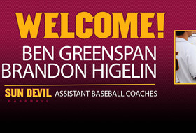 Head Baseball Coach Smith Adds Greenspan, Higelin To Staff